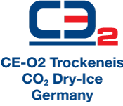CE-O2 Trockeneis CO2 Dry-Ice Germany